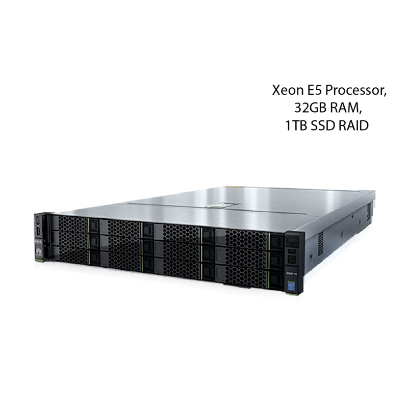 On Premise Dedicated Server - 1TB SSD