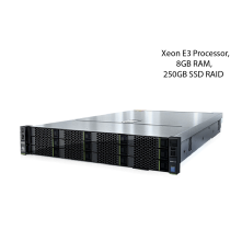 On Premise Dedicated Server - 250GB SSD