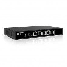 UTT ER840G 4 Port Internet WAN Router with 4 Gigab...